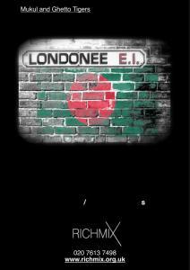 LONDONEE FLYER